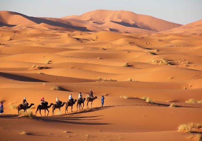 Tour Fez - Merzouga - Boumain De Dades - Marrakech