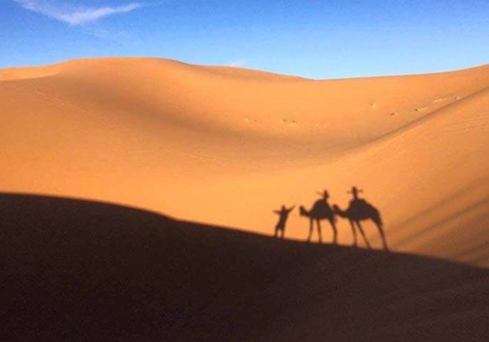 Tour Fez - Palm Groves - Merzouga