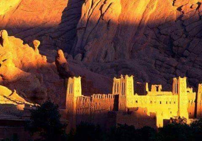 Marrakech – Draa Valley – Skoura
