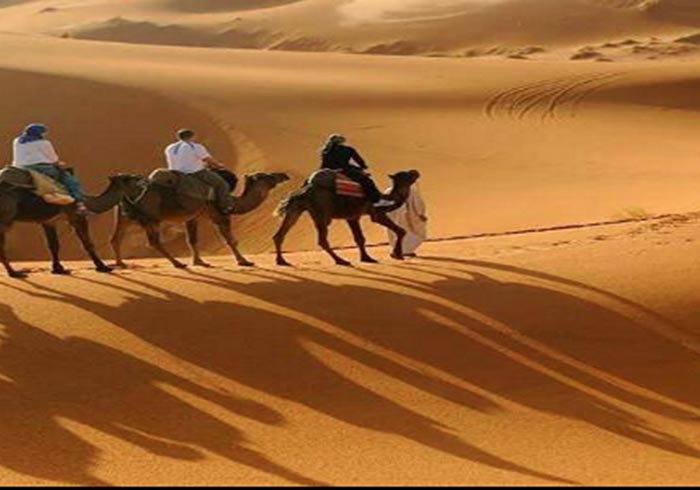 Marrakech – Merzouga Desert – Fez