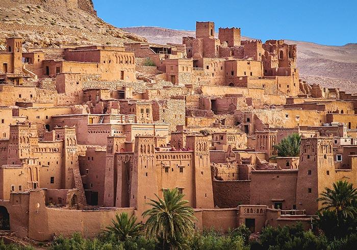 Marrakech – Merzouga – Fez