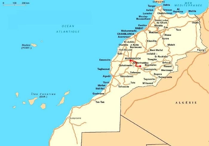 marrakech-benhaddou