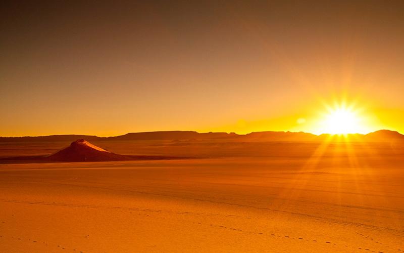 Excursion Marrakech - Agafay Desert