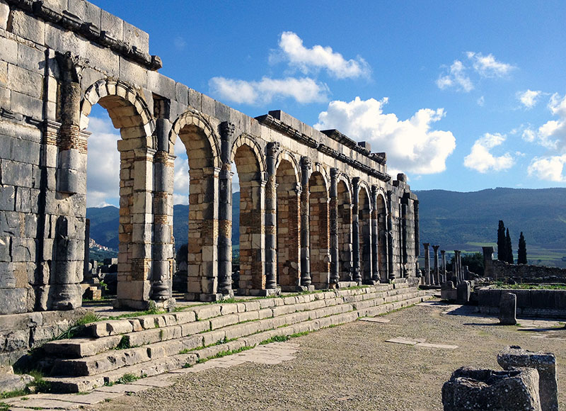 Excursion Fez - Meknes - Volubilis