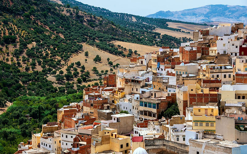 Excursion Fez - Safrou - Bhalil