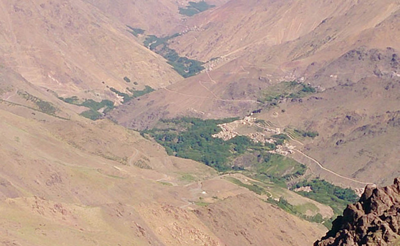 Excursion Marrakech - Imlil - Toubcal Valley