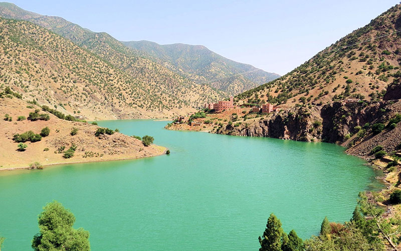 Day Trip Marrakech - Ouirgane Valley - Lake Ouirgane