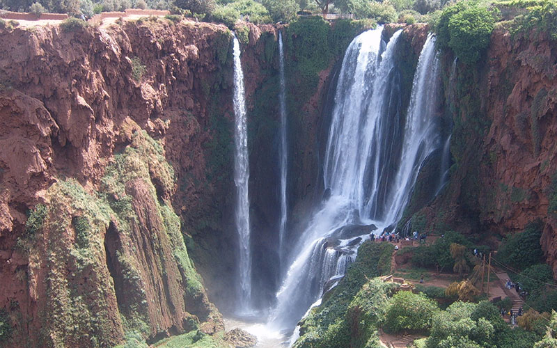 Day Trip Marrakech - Ouzoud Waterfalls
