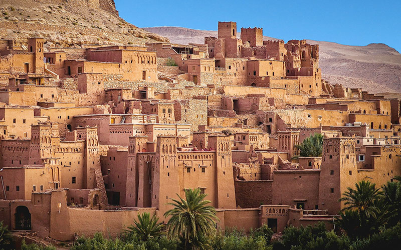 Excursion Marrakech – Kasbah Ait Ben Haddou